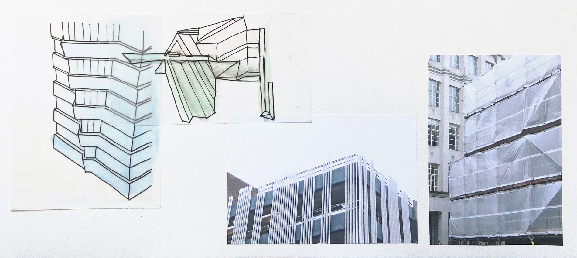 Chloe Solomon Jewellery Architecture Inspiration